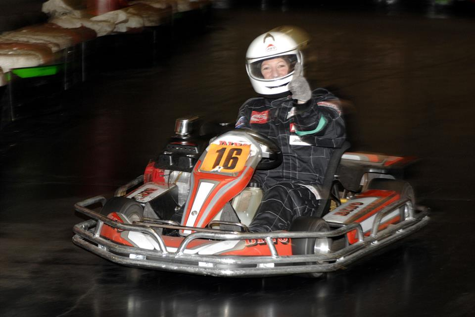 Gokart Harald Huysman Karting